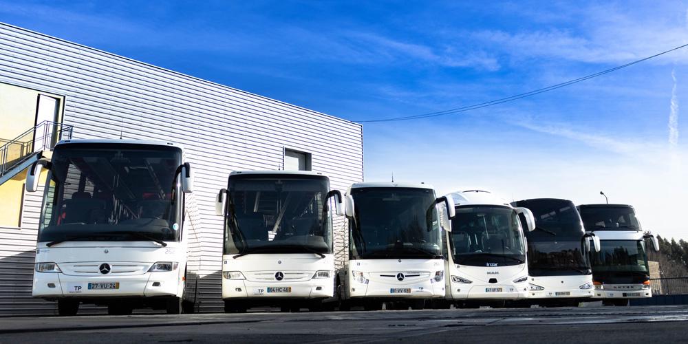 Maia Transportes - Frota Turismo